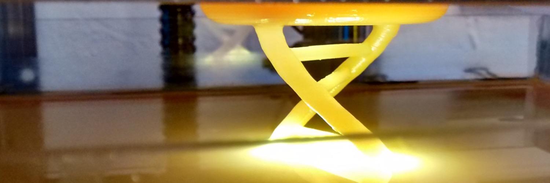 DNA Helix Bauteil 3D Drucker